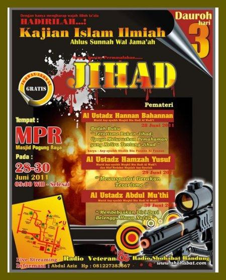 Download Rekaman Dauroh 3 Hari di Masjid Pogung Raya (28-30 Juni 2011)